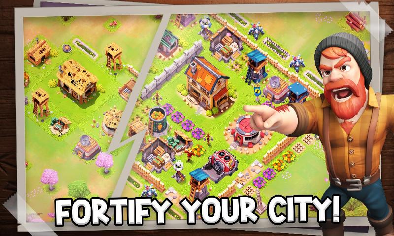 生存城市:僵尸基地防御截图