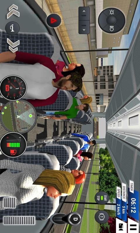 公交车模拟器2019截图