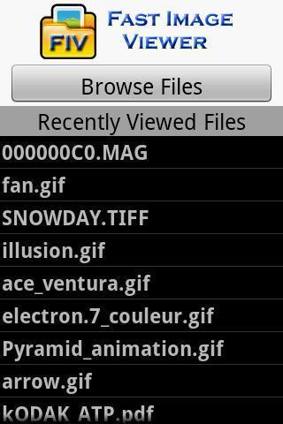 快速的图像查看器免费