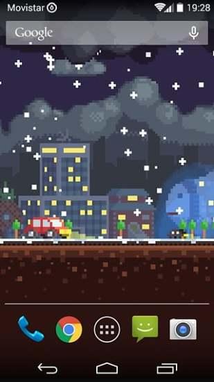 Pixel Road Wallpaper FREE截图
