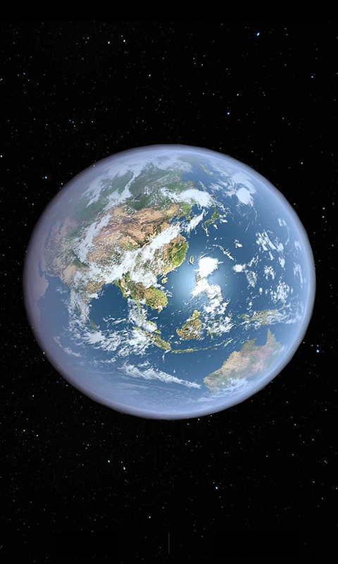 我的粒子世界截图