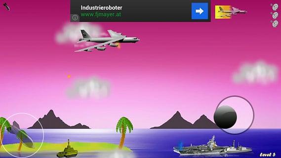 B-52轰炸机截图