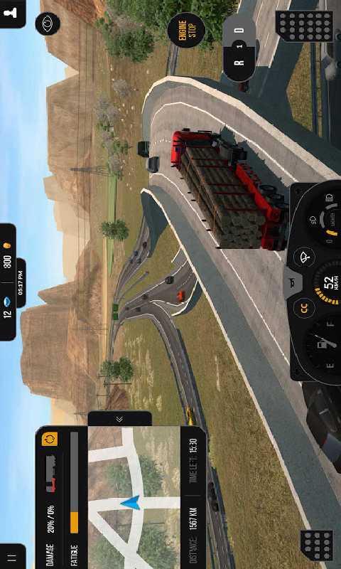 卡车模拟器_PRO2截图