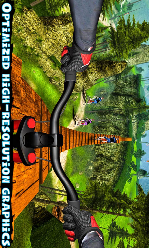 山地自行车下坡截图
