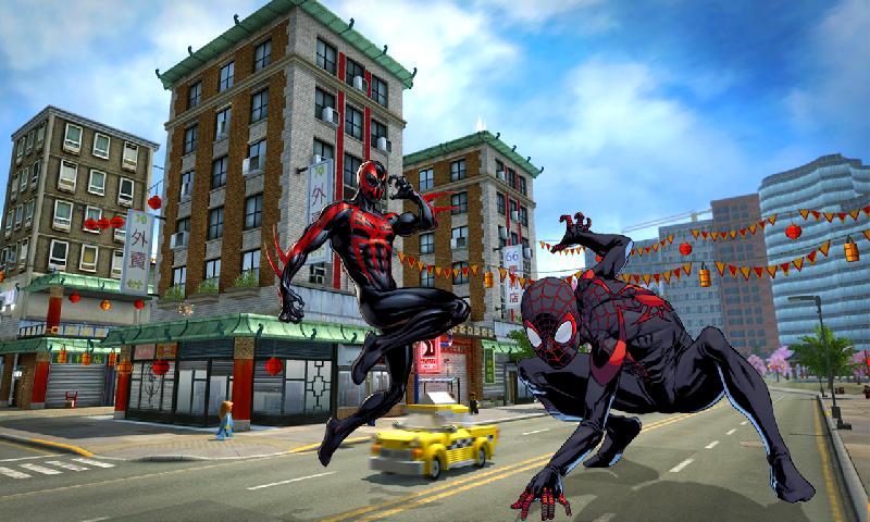 蜘蛛侠之保卫城市截图