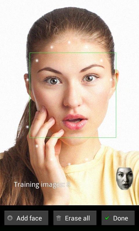 人脸应用锁