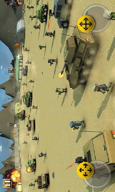 世界战争模拟器截图