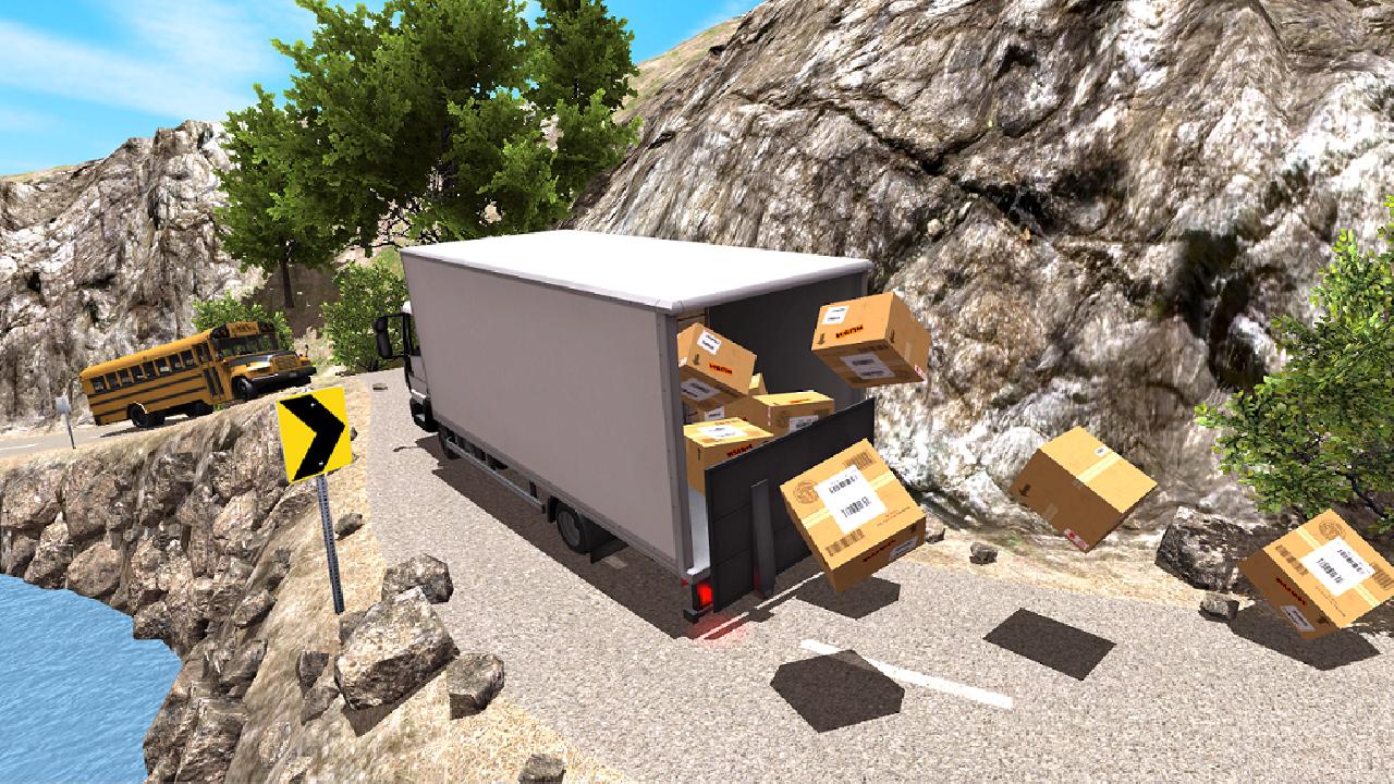 卡车英雄3D截图