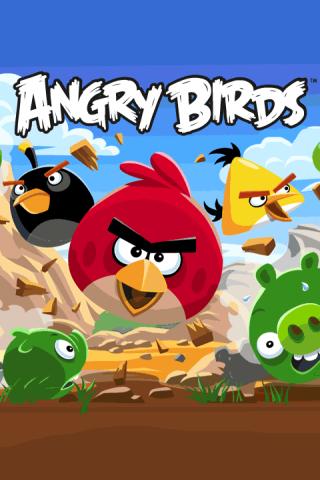 愤怒的小鸟截图