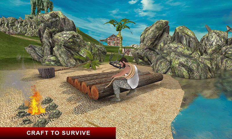 迷失岛-木筏绝地求生截图
