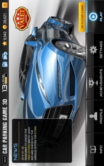3D停车游戏 修改版截图