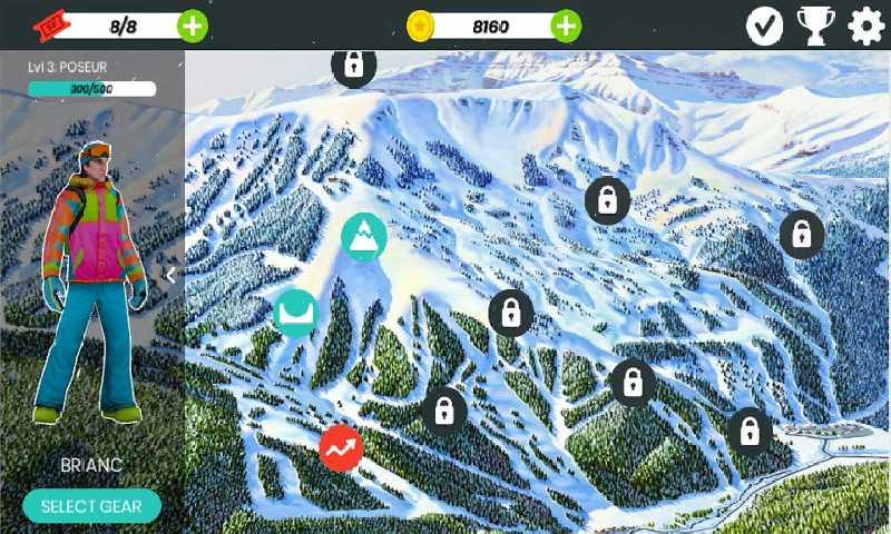 滑雪板盛宴:Aspen截图