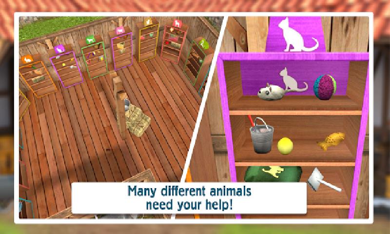 宠物世界:我的动物救援截图