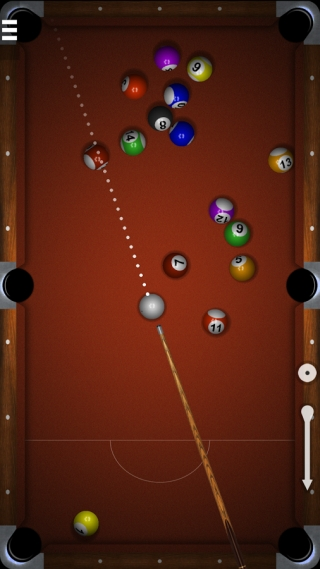 微型桌球 破解版截图