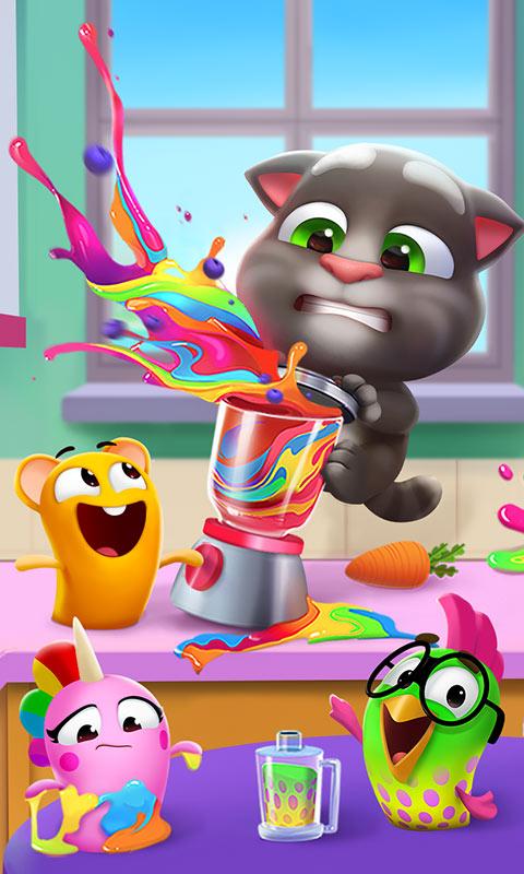 我的汤姆猫2截图