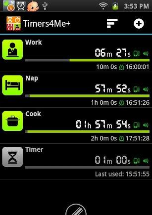生活计时器+截图