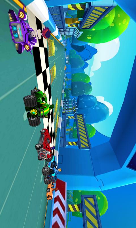 3D瓢虫卡丁车截图