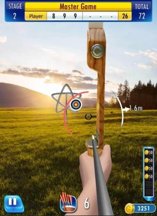 冠军弓箭手 无限金币版截图