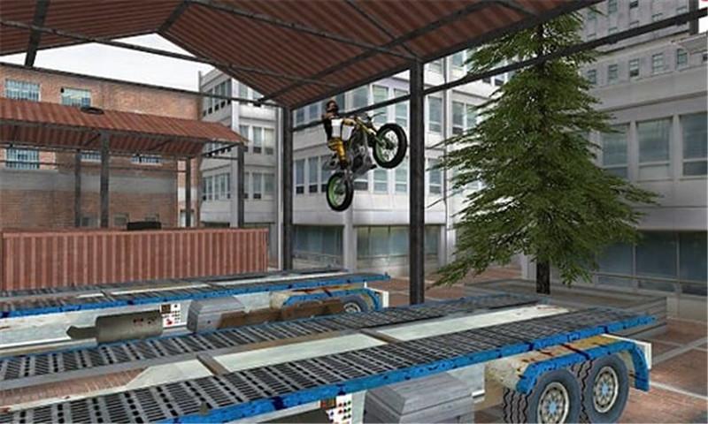 特技自行车3D