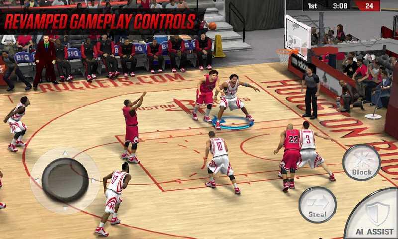 NBA 2K17截图