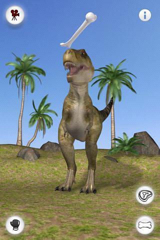 会说话的恐龙截图