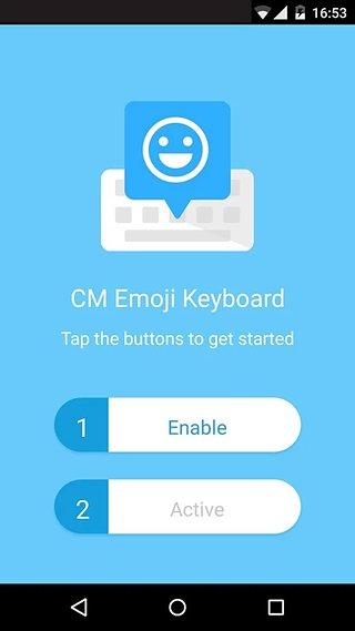 CM表情键盘