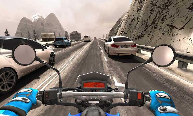 公路骑手截图