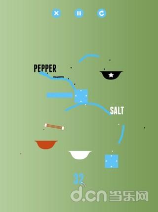 辣椒粉和盐:Salt & Pepper