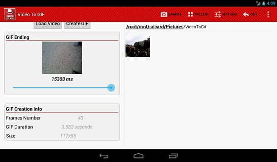 视频转GIF