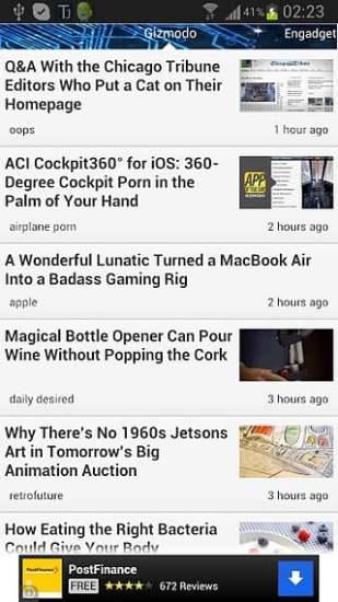 Tech News截图