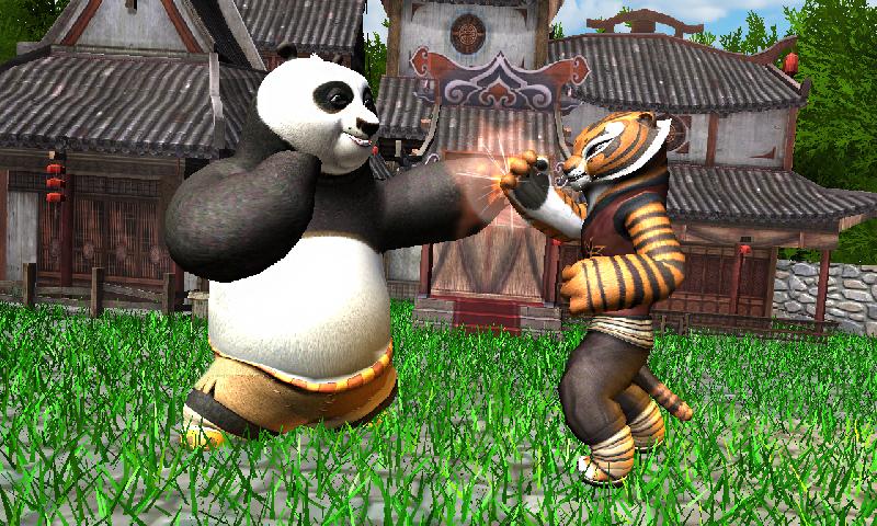 功夫熊猫史诗战斗截图