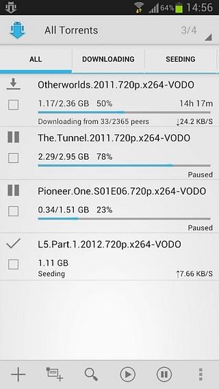aTorrent截图