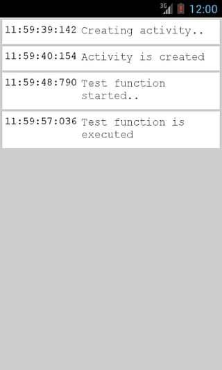 平台测试(通用版)截图