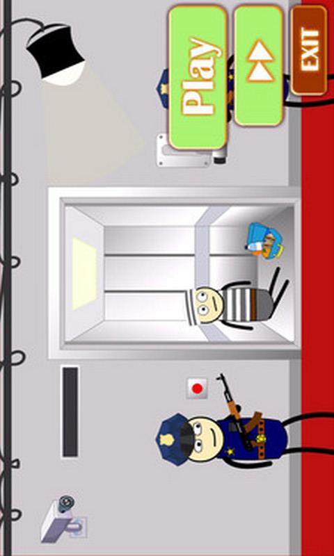 火柴人:逃生门截图