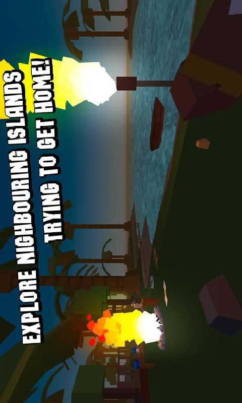 立方岛生存之战