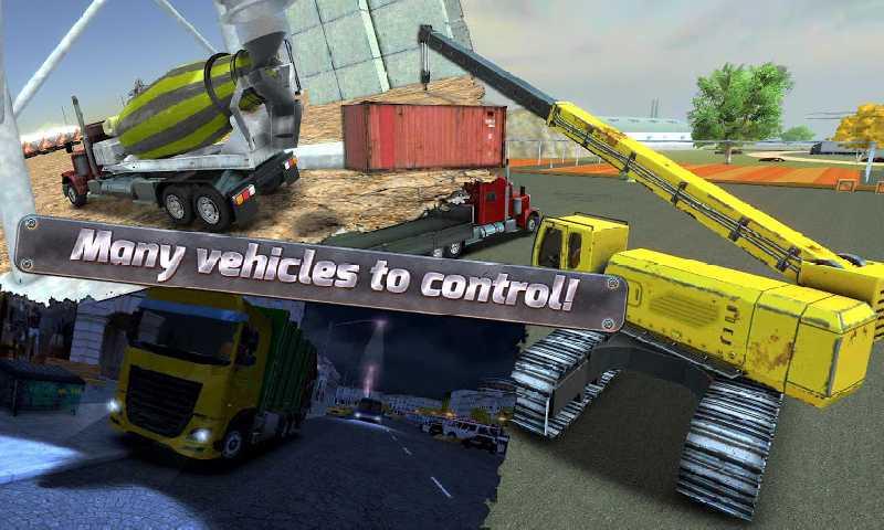 极限卡车模拟器截图