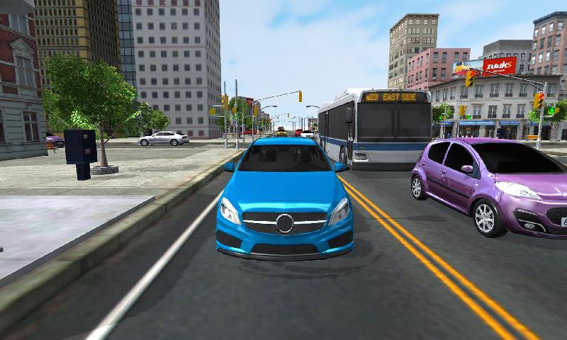 城市汽车驾驶3D截图