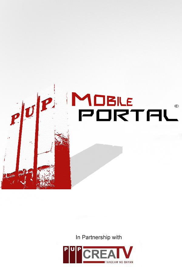 PUP Mobile Portal