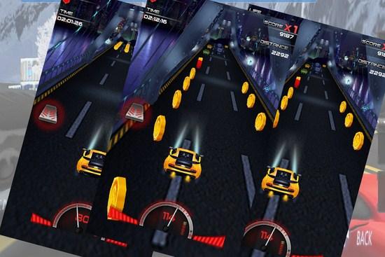 3D赛车竞速2014截图