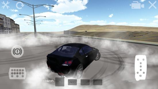 极限赛车驾驶3D截图