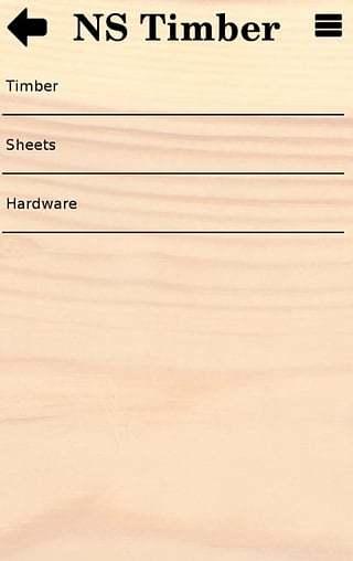 NST Price List