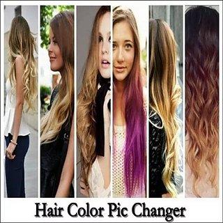 pic 换色的头发图片