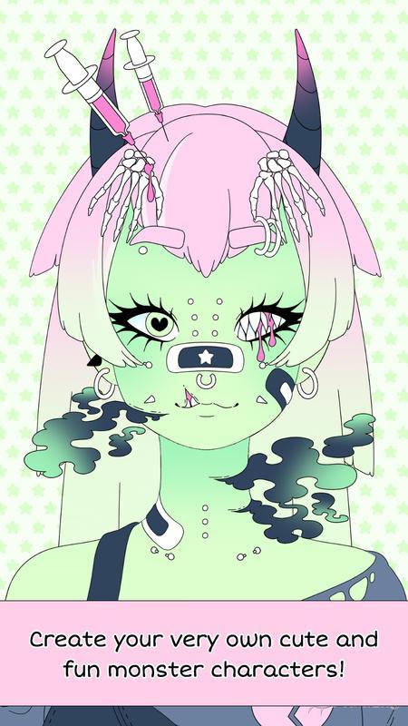 Monster Girl Maker截图