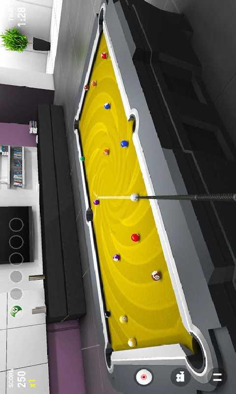 台球3D截图