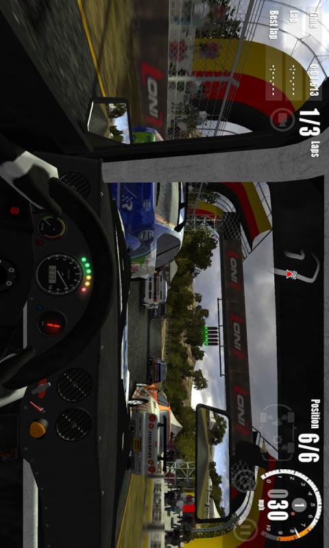 拉力赛车3截图