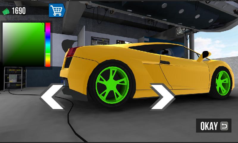 真实汽车驾驶模拟截图