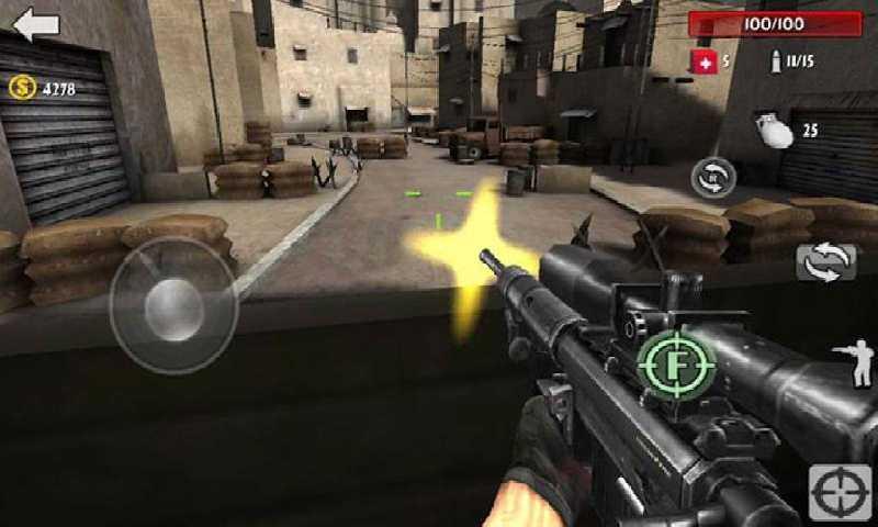 狙击杀手射击截图