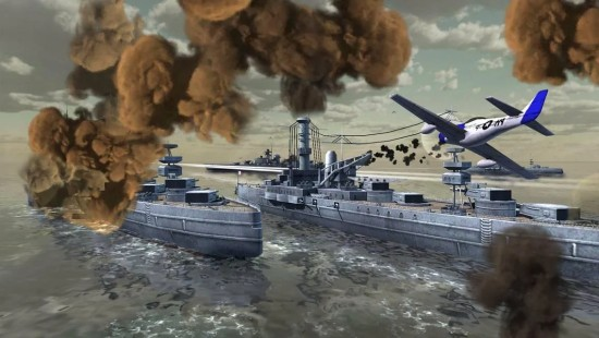 战舰的召唤:战争使命 无限金币版截图