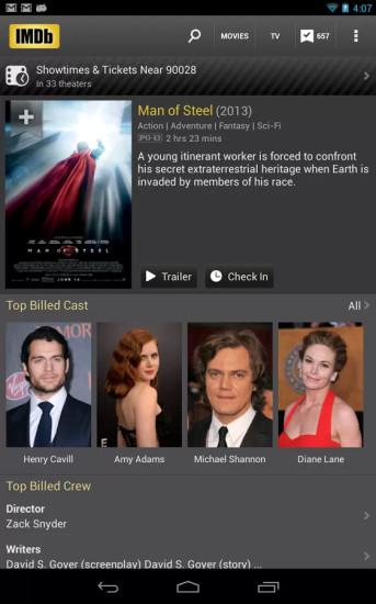 IMDb截图
