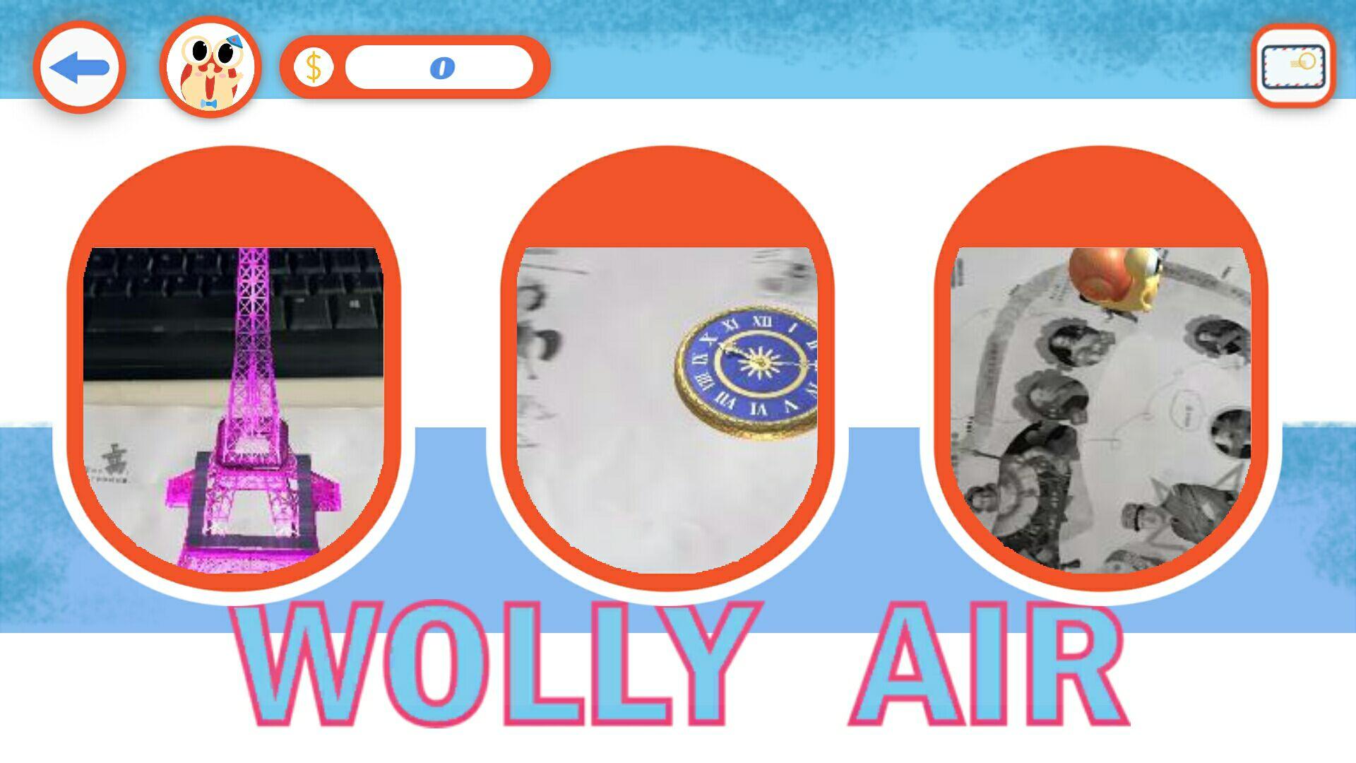 跟着Wolly游世界